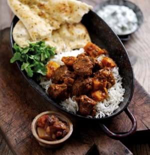 Lamb Jalfreasy Curry