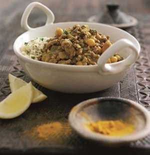 Minced Lamb Tagine