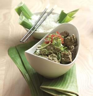 Thai Lamb Curry