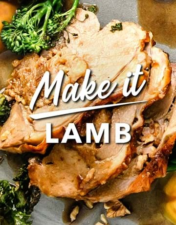 Make it Lamb
